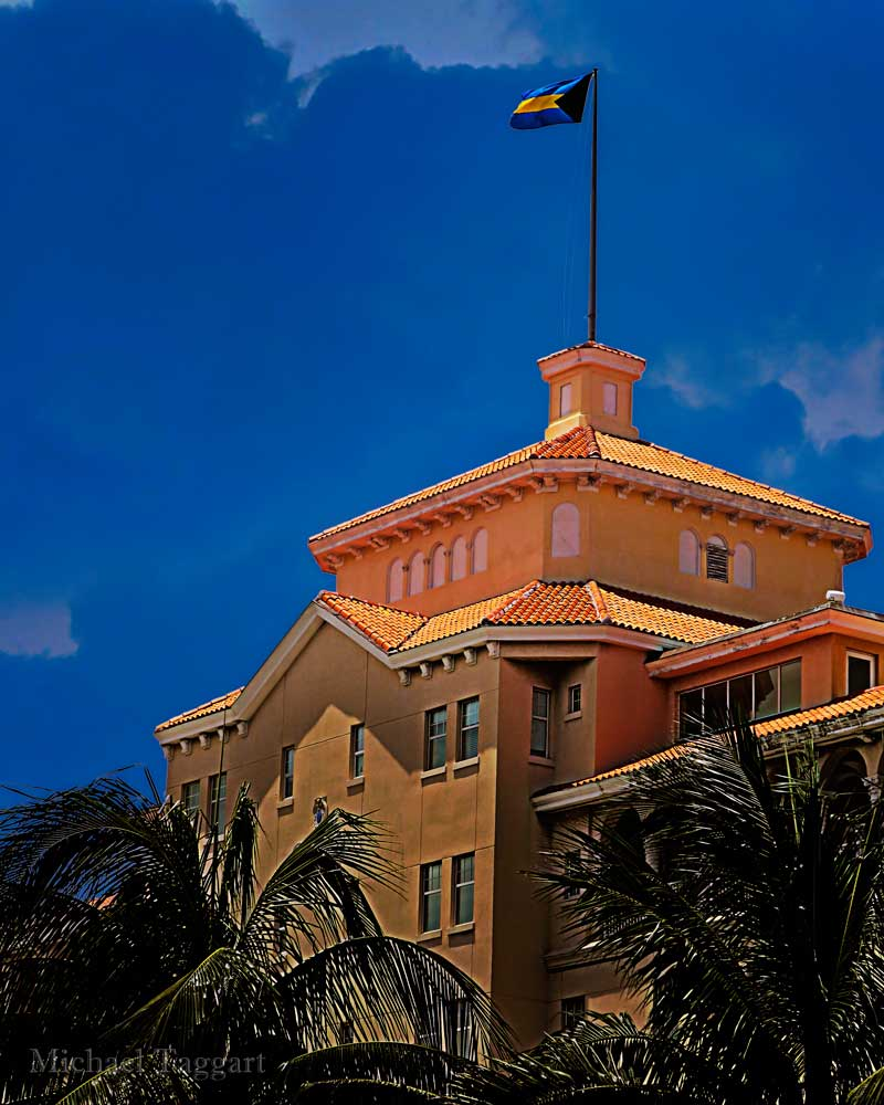 Proud Flag - Architecture - Amazing Pictures by Michael Taggart Photography