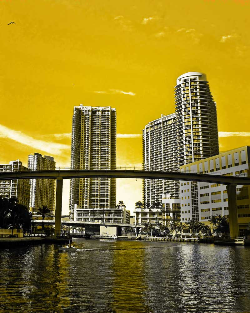 First City - Miami - Architecture - Amazing Pictures by Michael Taggart Photography