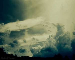 Stairway to Heaven - Clouds - Amazing Pictures by Michael Taggart Photography