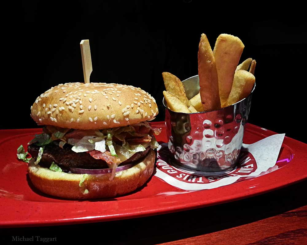 Berger Time - Food - Amazing Pictures by Michael Taggart Photography