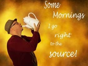Coffee Mornings - Humor - Amazing Pictures by Michael Taggart Photography