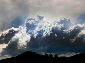 Clouds of Glory - Clouds -Amazing Pictures by Michael Taggart Photography