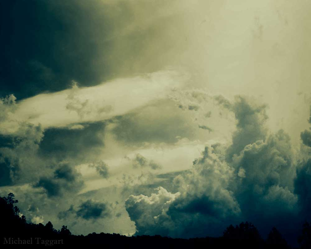 Stairway to Heaven- Clouds -Amazing Pictures by Michael Taggart Photography