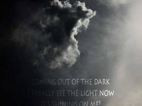Out of the Dark - Clouds -Amazing Pictures by Michael Taggart Photography
